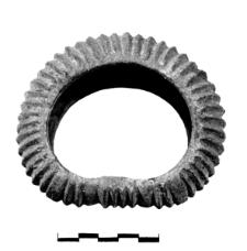 bracelet (up) - metallographic analysis