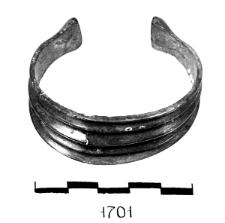 bransoleta (Wysiedle) - analiza metalograficzna