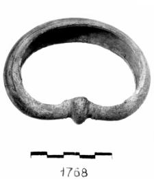 bransoleta (Borkowo Wielkie) - analiza metalograficzna