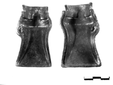 casting mold 2 pcs (Kiełpino) - metallographic analysis