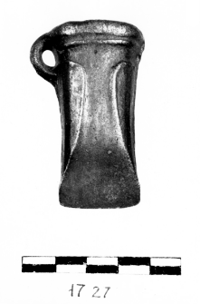 axe (Jarszewo) - metallographic analysis