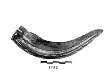 sierp (Czarnówko) - analiza metalograficzna