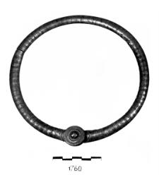 necklace (Kopaniewo) - metallographic analysis
