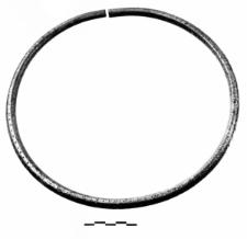 naszyjnik (Tatów) - analiza metalograficzna