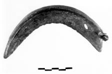 sickle (Jelenie) - metallographic analysis