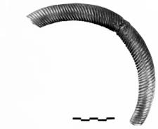 necklace (Rokosowo) - metallographic analysis