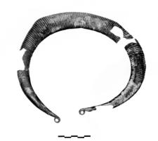 naszyjnik (Rokosowo) - analiza metalograficzna