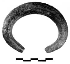 bracelet (Rzechcino) - metallographic analysis
