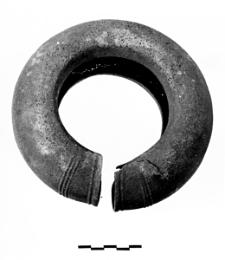 nagolennik (Pieszcz) - analiza metalograficzna