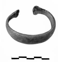 bracelet (Niemica) - metallographic analysis
