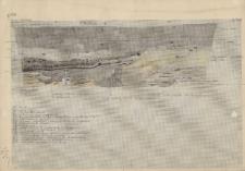 KZG, V 20 A C, profil archeologiczny S wykopu
