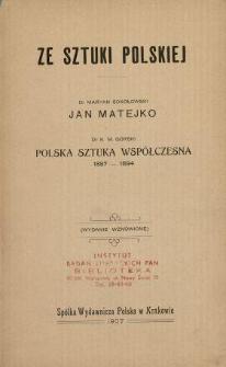 Ze sztuki polskiej