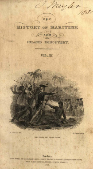 The history of maritime and inland discovery. Vol. 3.
