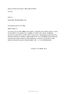 Kartoteka przypadków klinicznych chorób nerwowo-mięśniowych (2005) - opis nr 15/05