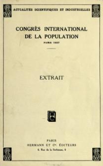 Un coup d'œil sur le développement de l'urbanisation en Pologne au cours des années 1921-1931