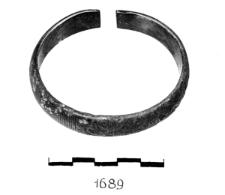 bracelet (Stargard Szczeciński) - chemical analysis