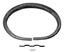bracelet (Brudzewice) - chemical analysis