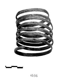 bransoleta spiralna (Kurcewo) - analiza chemiczna
