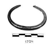 bracelet (Glinna) - chemical analysis