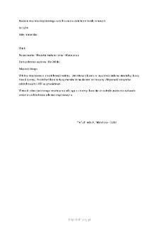 Kartoteka przypadków klinicznych chorób nerwowo-mięśniowych (2004) - opis nr 5/04