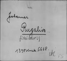 Kartoteka Słownika staropolskich nazw osobowych; Rug - Run