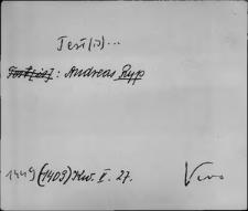 Kartoteka Słownika staropolskich nazw osobowych; Ryp - Rząd