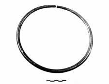 necklace (Tatów) - chemical analysis