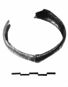 bracelet (Tatów) - chemical analysis