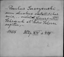 Kartoteka Słownika staropolskich nazw osobowych; Wyłączone obce z Dłop