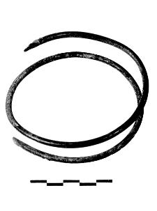 bracelet (Liszkowo) - chemical analysis