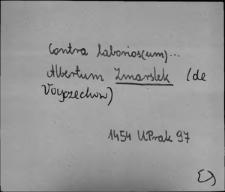 Kartoteka Słownika staropolskich nazw osobowych; Zm - Zo