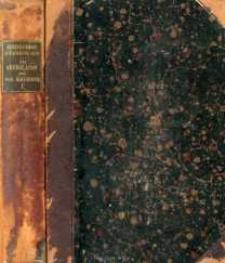 Die Grundlagen des neunzehnten Jahrhunderts. 1. H.