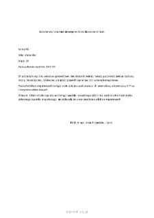 Files for neuromuscular diseases (2009) - nr 43/09