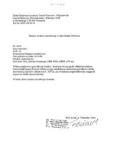 Files for neuromuscular diseases (2009) - nr 44/09