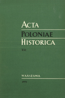 The Rate of Growth of the Economy in Peoples' Poland