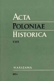 Comparative Research on the Long-Range Economic Growth of Poland (a Proposal concerning the Selection of States for Comparison)
