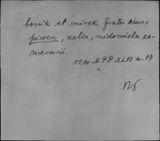 Kartoteka Słownika staropolskich nazw osobowych; Piw - Pl