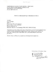 Files for neuromuscular diseases (2009) - nr 49/09