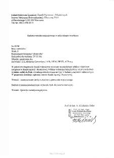 Files for neuromuscular diseases (2008) - nr 30/08