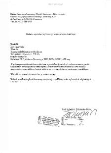 Files for neuromuscular diseases (2008) - nr 40/08