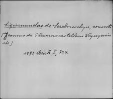 Kartoteka Słownika staropolskich nazw osobowych; Sigi - Sor