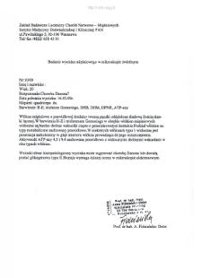 Files for neuromuscular diseases (2009) - nr 10/09
