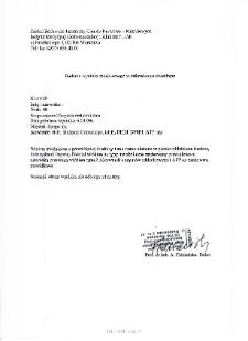 Files for neuromuscular diseases (2009) - nr 17/09