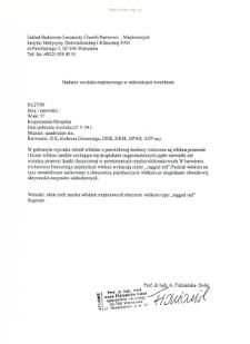 Files for neuromuscular diseases (2009) - nr 27/09