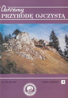"""Projekt powiększenia i dydaktycznego uprzystępnienia rezerwatu przyrody """"Skałka Rogoźnicka"""" na Podhalu"""