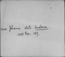 Kartoteka Słownika staropolskich nazw osobowych; Smol - Smycz