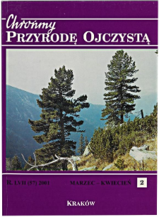 Dyrektywa Siedliskowa - występujące w Polsce gatunki ważne dla Wspólnoty Europejskiej