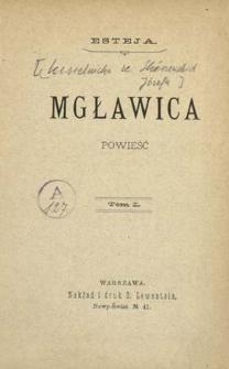 Mgławica : powieść. T. 1