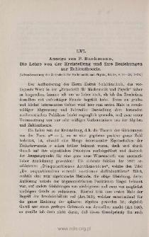 Anzeige von P. Bachmann, Die Lehre von der Kreisteilung und ihre Beziehungen zur Zahlentheorie