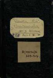 Zeszyty z badań gwarowych; A/1953w/2